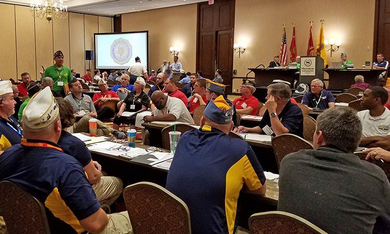 Legislative process emphasized at Boys State Conference