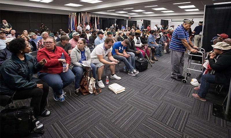 Veterans benefits center set for North Carolina