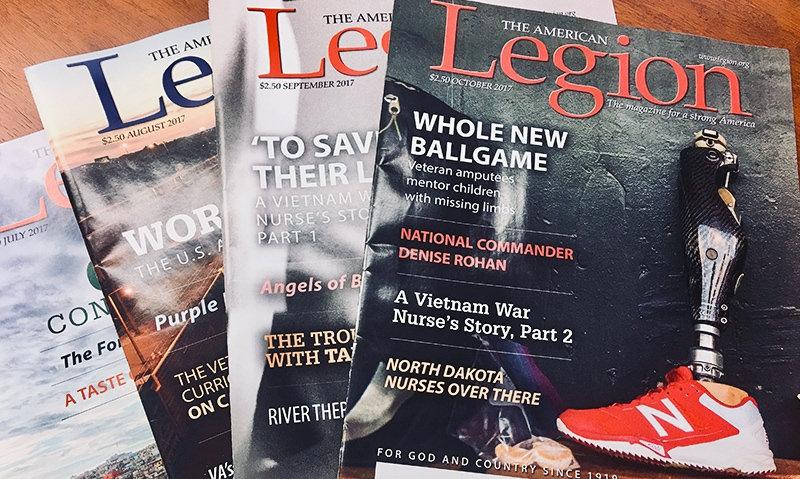 Legion magazine remains best-read | The American Legion