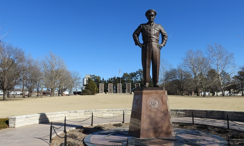 Kansas Legionnaires to honor Ike for 37th straight year