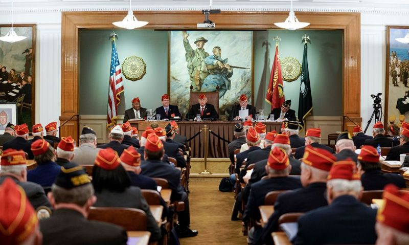 NEC amends Preamble to honor veterans of all wars