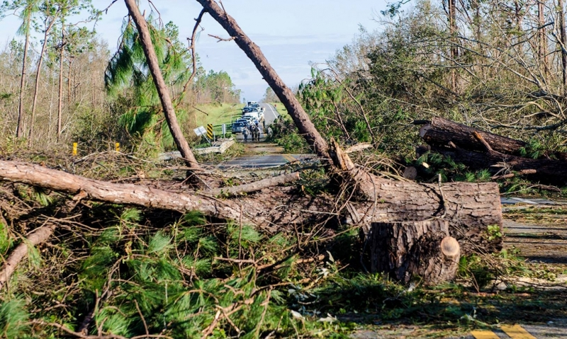 Recovery from Hurricane Michael will be a long, slow process