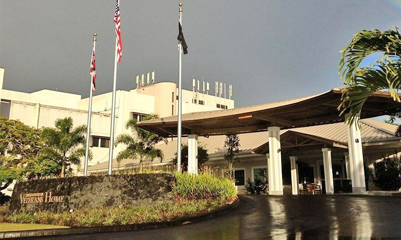 State veterans home in Hawaii hit hard with COVID-19