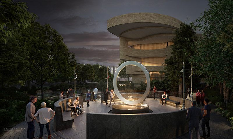 Native American Veterans Memorial to have virtual opening ceremony