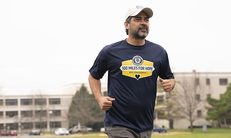 Questions and answers about 100 Miles for Hope