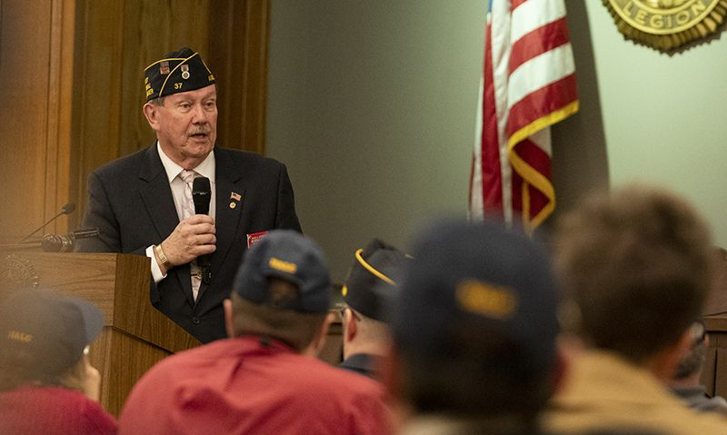 The 'why' to belonging and recruiting in the Legion