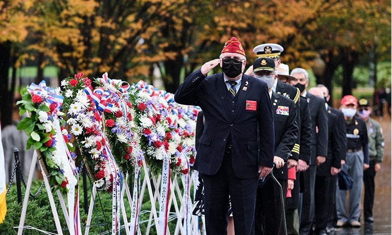American Legion honors nation's veterans in Washington, D.C.