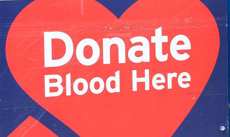 Holiday Blood Drive runs Nov. 26 through Dec. 31