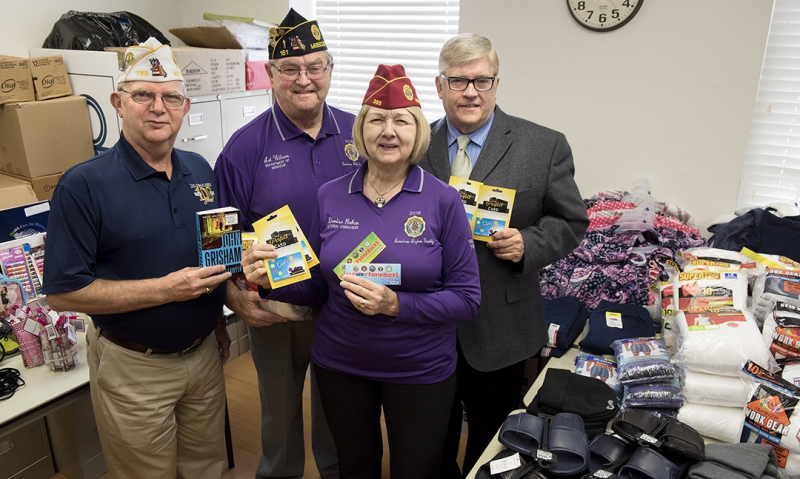 OCW grant helps support VA patients' financial, recovery needs