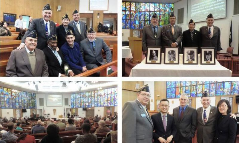Final Four Chaplains ceremony held at Yongsan Army Garrison