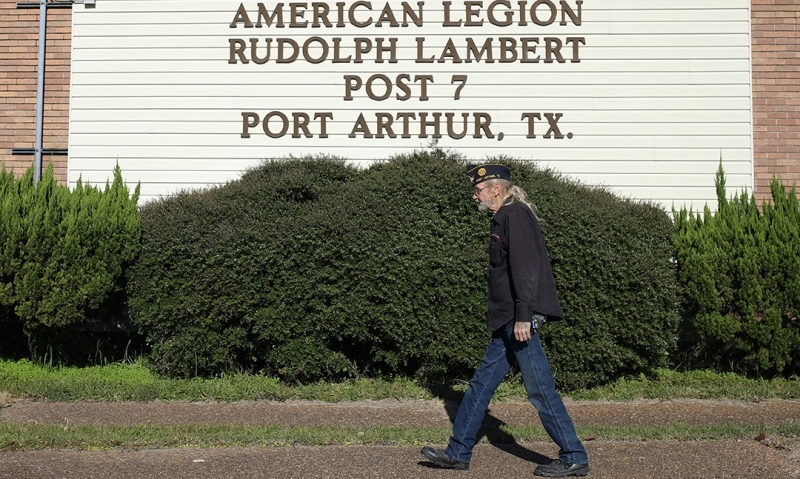 Texas post nears reopening 16 months after Hurricane Harvey