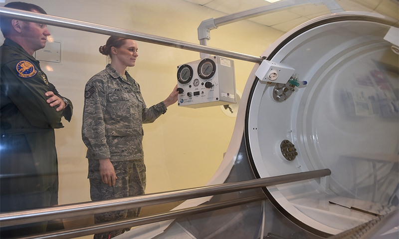 Legionnaire praises VA decision to allow hyperbaric oxygen treatment