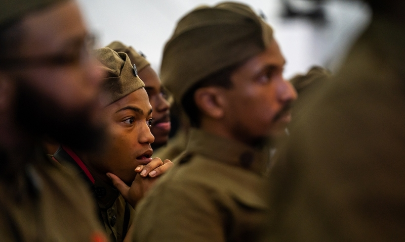 A salute to minorities' service in the Great War