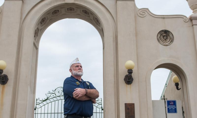 Department Spotlight: Hawaii fights to save World War I memorial
