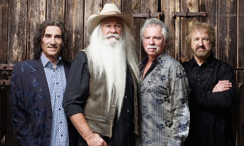 Road dates added for Oak Ridge Boys