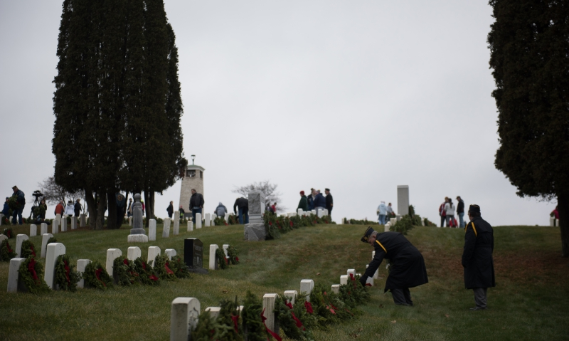 National Wreaths Across America Day is Dec. 16