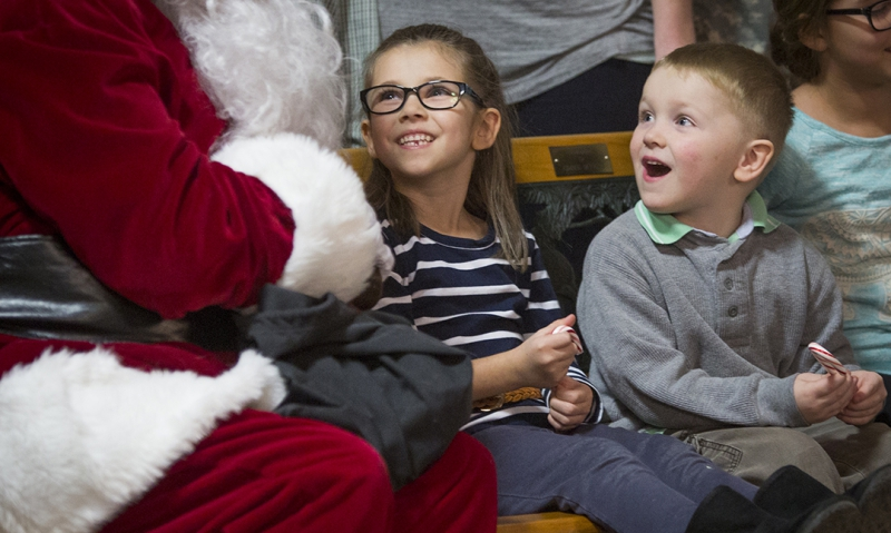 Legion Family members nationwide deliver the holiday spirit