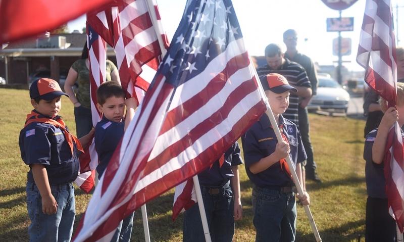 West Virginia post gets patriotism taught in public schools