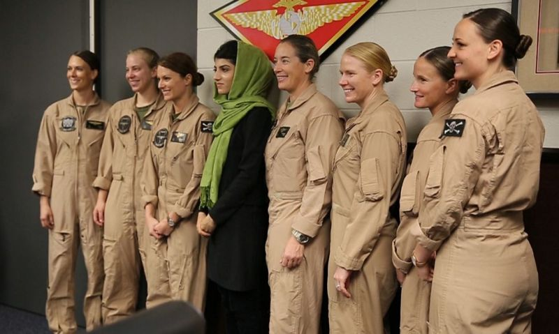 10 things you didn't know about women in the military
