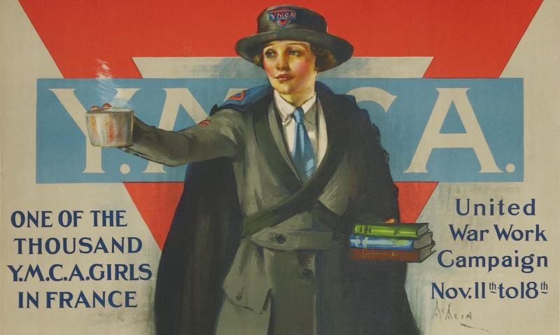 American Legion War Poster Collection featured in new online exhibit