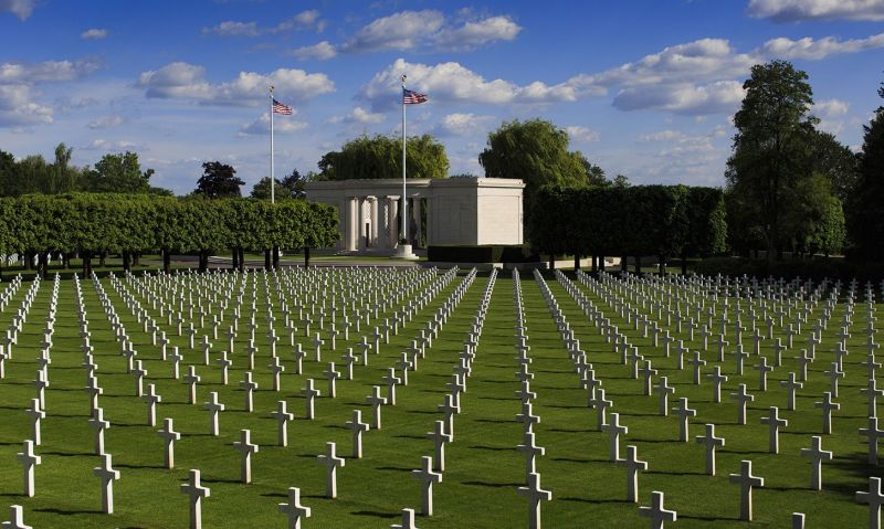 2021 Overseas Graves Decoration fund open