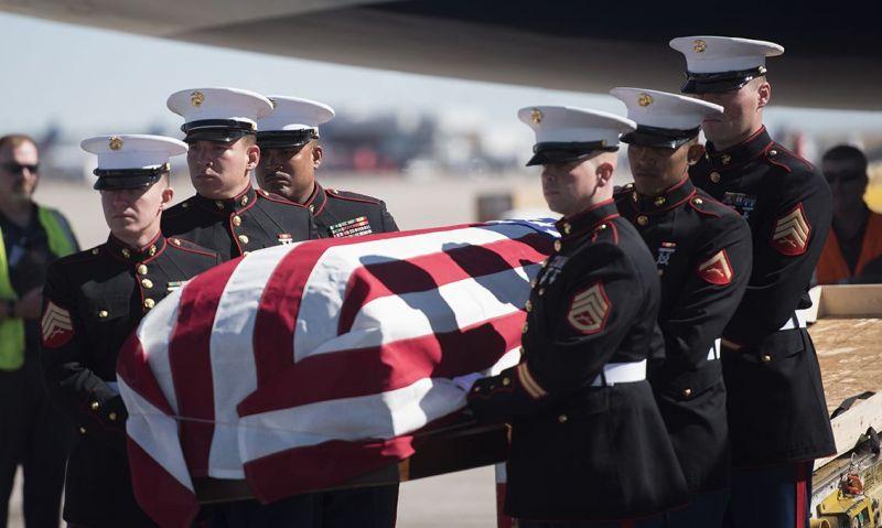 DPAA identifies remains of 25 more missing Korean War veterans