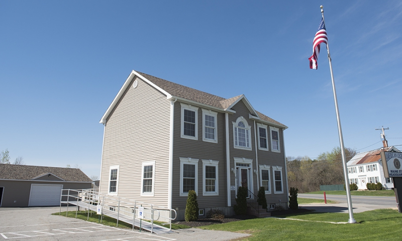 Department Spotlight: Maine's headquarters a source of pride for members