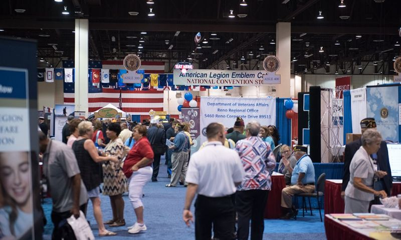 Health emergency forces cancellation of American Legion national convention
