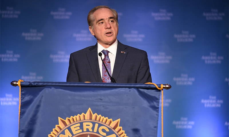 American Legion: Shulkin made 'positive changes'