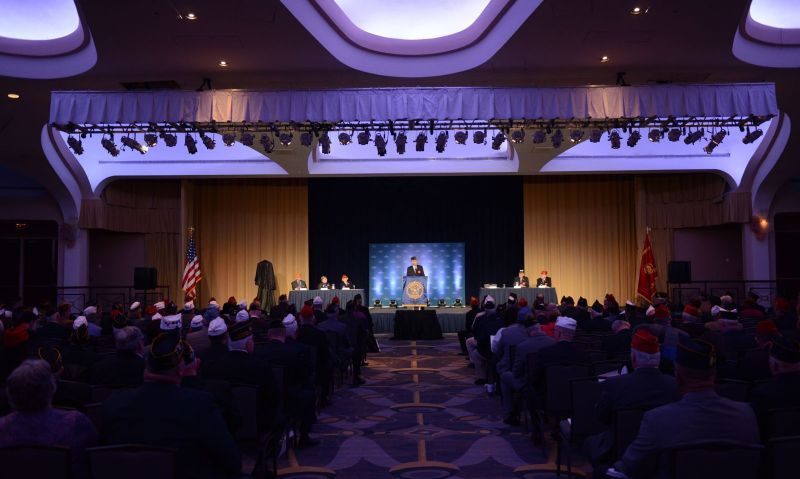 60th Washington Conference gets underway March 5