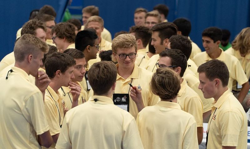 Alumni speakers sought for 75th Boys Nation