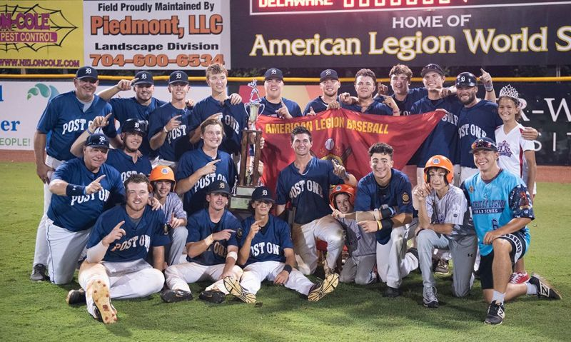 Former Delaware coach still enjoying historic ALWS title