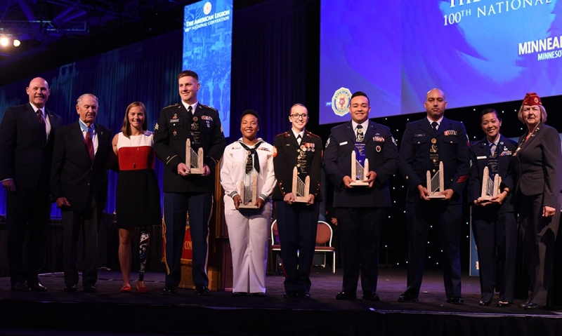 Minneapolis award recipients