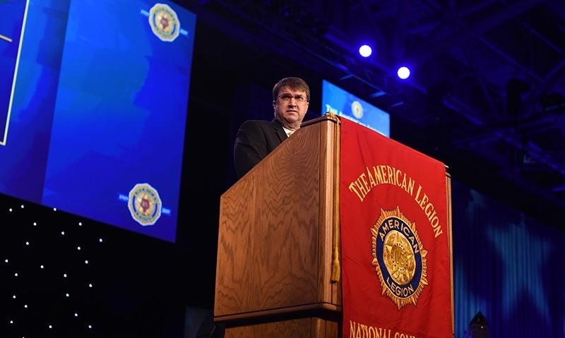 VA secretary to Legion: VA community experience cannot be replaced