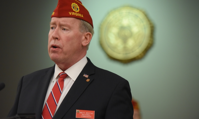 Reistad: Legion will work with VA to ensure delivery of best care