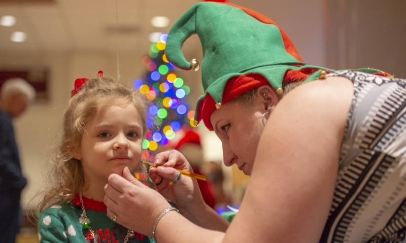 Christmas tradition rolls on at Maryland Post 109