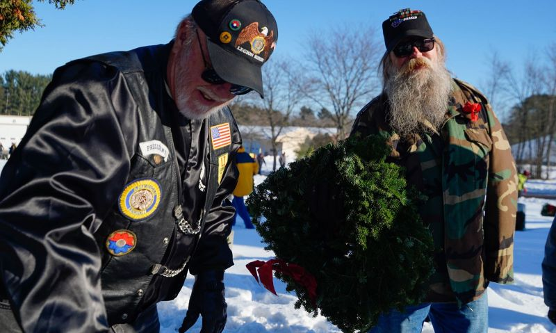Share your Wreaths Across America plans