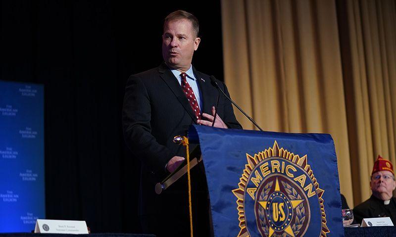 VA asks Legion members to help 'break the code' of veteran suicides