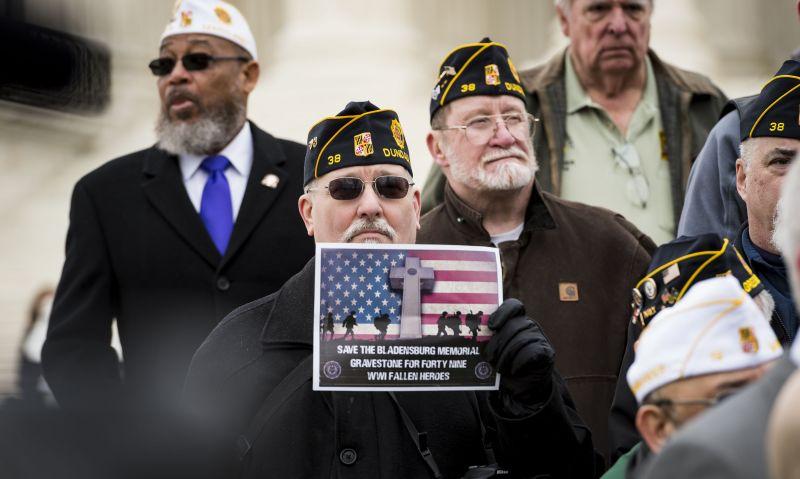 Legion wins Bladensburg memorial Supreme Court case