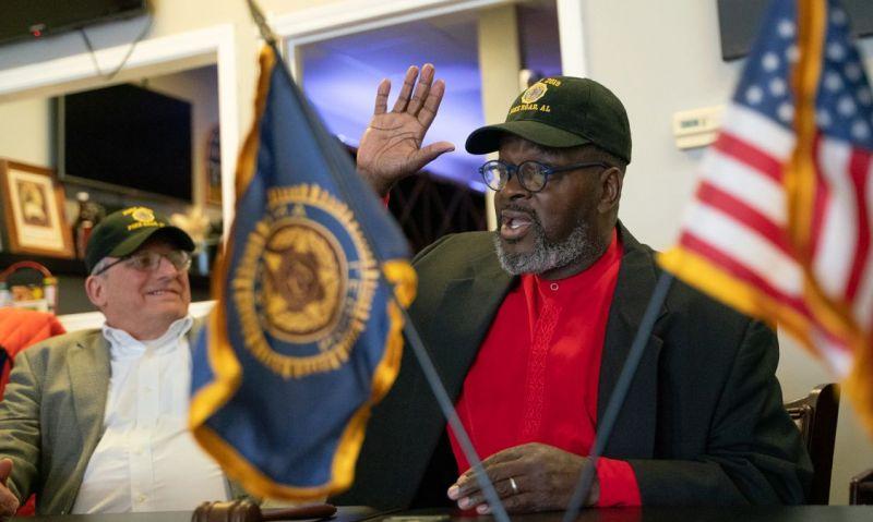 New Alabama Legion post 'hits the ground running'
