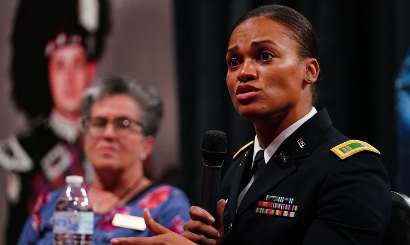 Honoring veterans during Women's History Month