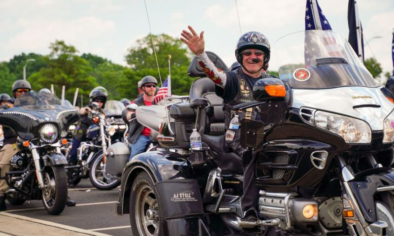 Rolling Thunder 2019: 'This is what The American Legion is'