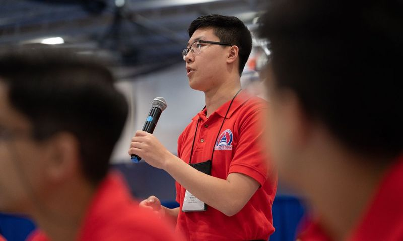 2020 Boys Nation and JSSP air rifle tournament canceled