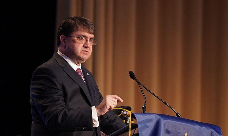 Secretary: VA taking steps on coronavirus protection
