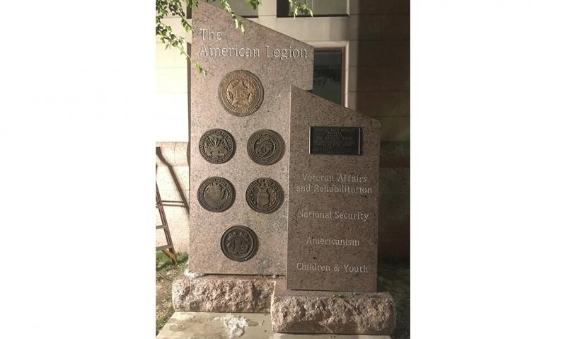 Texas to dedicate centennial monument
