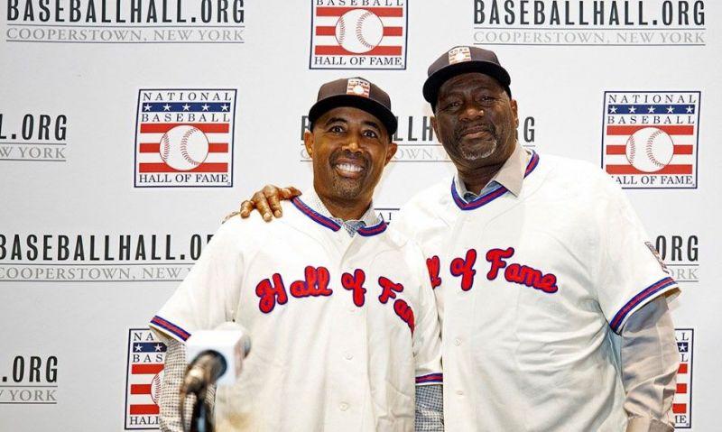 Black Hall of Famers credit Legion Baseball
