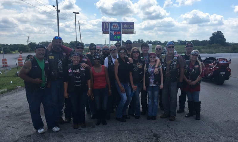 Legion Riders chapter 'always serving'