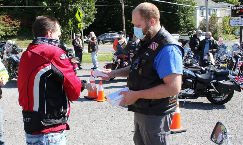 New York ALR chapter stages Legacy Run while promoting safety