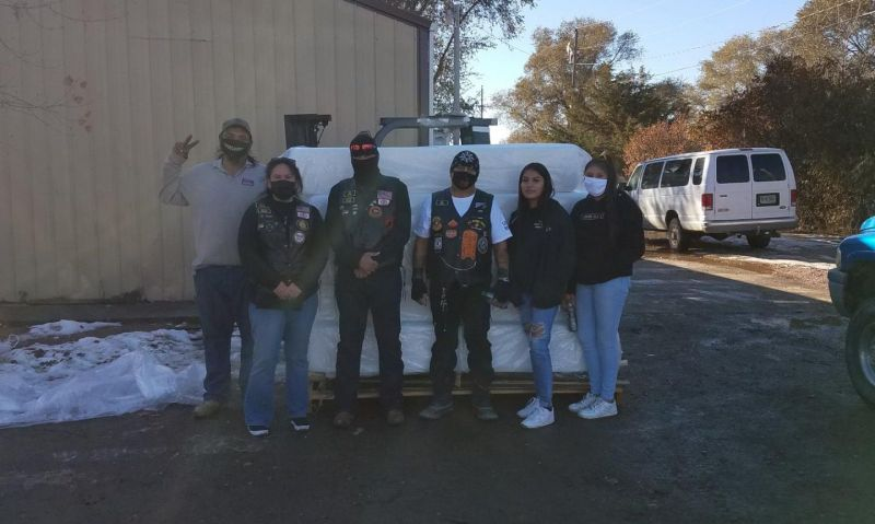 Sioux Nation centennial Legion post's fledgling ALR chapter making a difference
