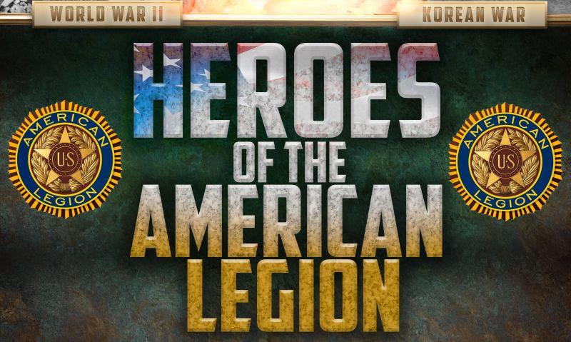 Arizona's Legion heroes on film